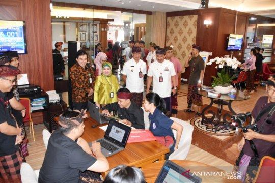 Deputi Pelayanan Publik Kemenpan RB tinjau MPP Badung