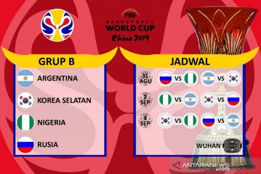 Profil Grup B, Argentina paling diunggulkan