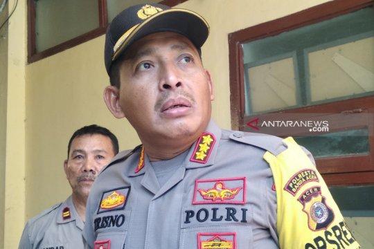 Kepala Dinas Pendidikan Aceh ditampar usai hadiri O2SN