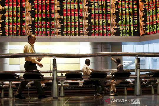 Saham Malaysia ditutup melemah dengan indeks KLCI terpuruk 1,89 persen