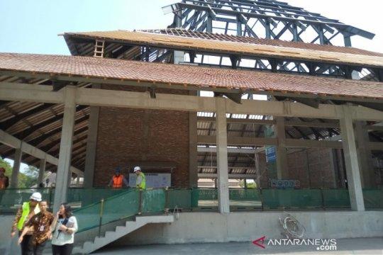 KAI bantu dana untuk pembangunan Masjid Sriwedari