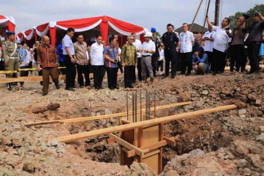 KKP bangun pasar ikan modern senilai Rp22,94 miliar di Palembang