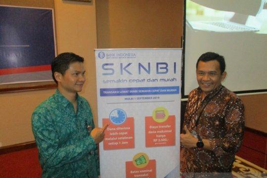 BI Kediri sosialisasikan penyempurnaan kebijakan operasional SKNBI