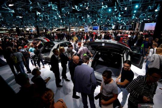 "Frankfurt Auto Show perketat keamanan gara-gara aksi ""anti-mobil"""