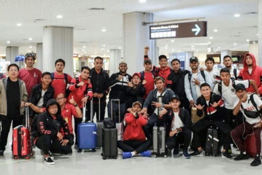 Tim Bali United batal berangkat ke Papua