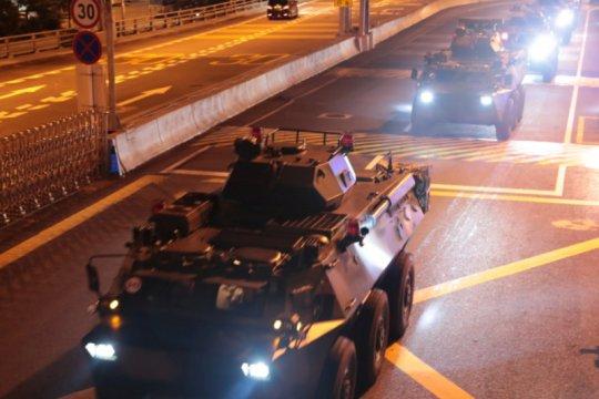 Xinhua sesalkan perusakan kantor biro di Hong Kong