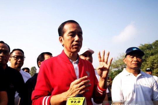 Presiden Jokowi: Progres pengembangan wisata prioritas masih lambat