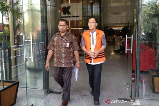 Tiga tersangka suap perkara PN Balikpapan segera disidang