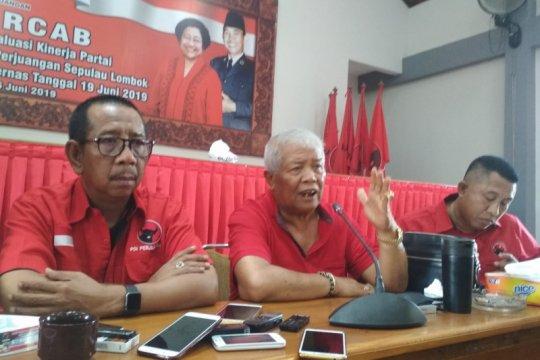 PDIP akan laporkan persoalan APBD NTB ke Kemendagri