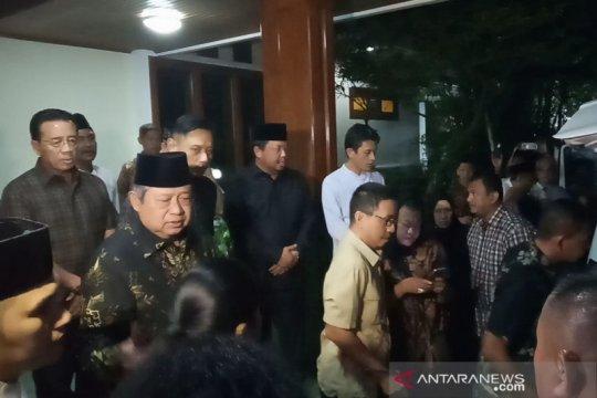Presiden Jokowi telepon SBY ucapkan belasungkawa