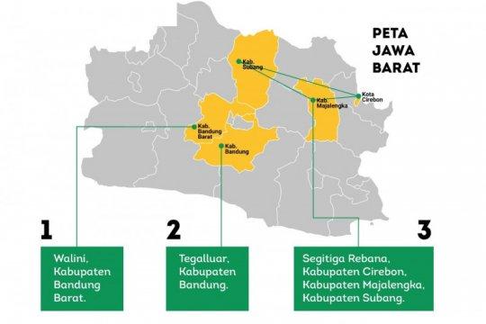 Rencana pemindahan ibu kota Jabar telah melalui kajian komprehensif