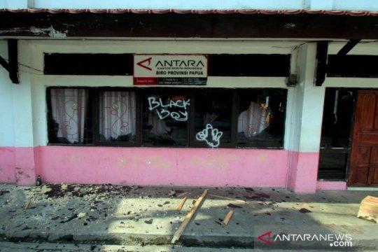 PKB Banten sayangkan perusakan kantor LKBN ANTARA Biro Papua