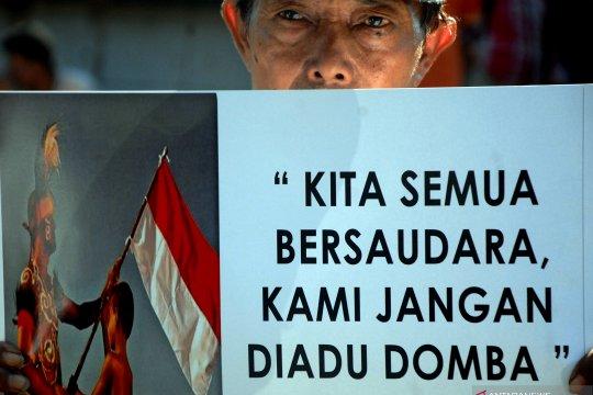 Tangani konflik Papua bisa lewat pendekatan budaya