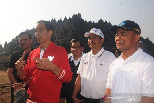 Presiden ingin penataan empat destinasi wisata prioritas tuntas 2020