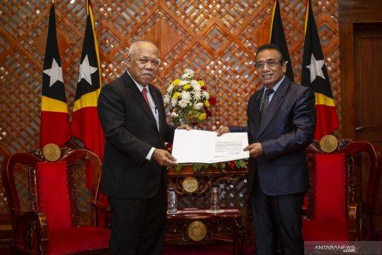 Menteri PUPR serahkan surat Presiden Jokowi ke Presiden Guterres