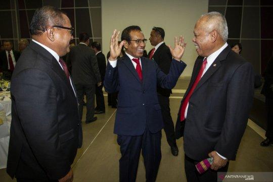 Kunjungan kerja Menteri PUPR di Timor Leste