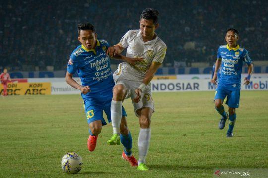 Persib Bandung kalahkan PSS Sleman