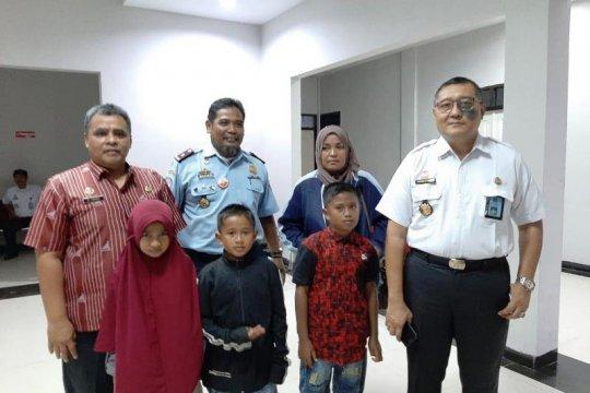 Imigras Mamuju deportasi empat WNA Malaysia