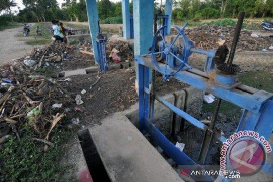 Irigasi Gumbasa rusak akibat gempa, pertanian di Sigi banyak terlantar