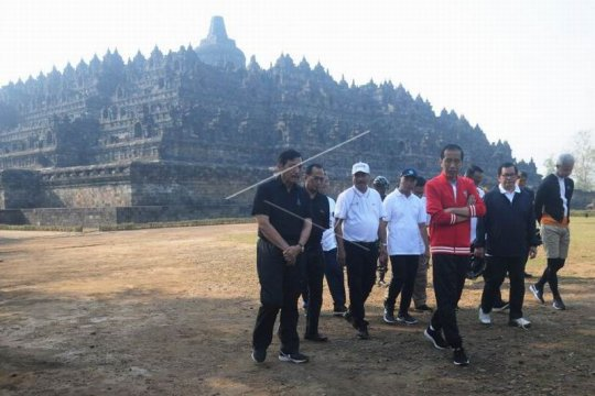 Rencana pengembangan lokasi wisata Borobudur Page 3 Small
