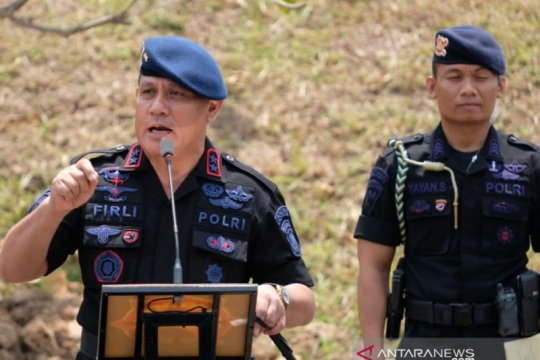Papua Terkini: Kapolda Sumsel jamin keluarga Brimob BKO ke Papua