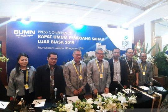 PGN ganti tiga direktur dan satu komisaris independen