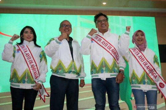 "Haornas 2019 gelorakan gerakan ""Ayo Olahraga"""