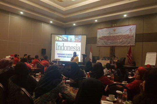 BPIP gaungkan Pancasila kepada ratusan milenial di Bekasi