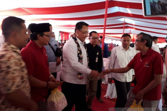 Menteri Desa janji bantu majukan desa di sekitar Bandara Kediri
