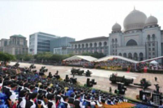 Hari Kemerdekaan Malaysia dipusatkan di Putrajaya