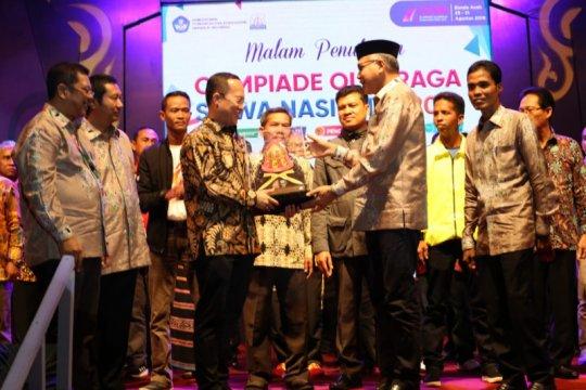 Empat kompetensi harus dikuasai generasi muda Indonesia