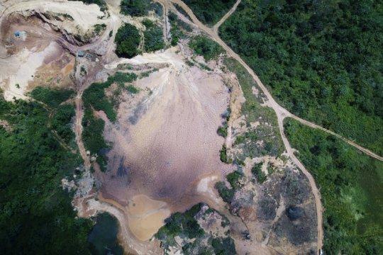 Brazil sita 70 ribu ton tambang mangan ilegal