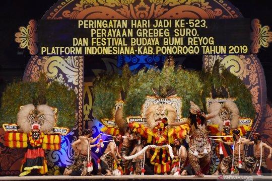Festival Reog Ponorogo 2019