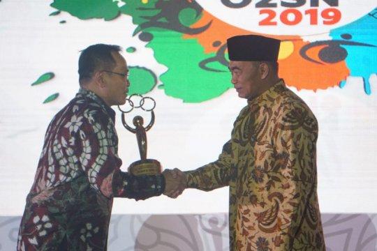 Jawa Timur raih juara umum O2SN