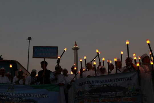"Pasha Ungu sajikan lagu religi di ""Jakarta Muharram Festival"""