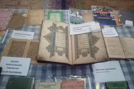 Pekan pustaka Palembang pamerkan naskah yang belum pernah dipublikasi