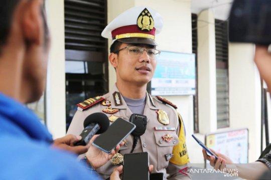 Polisi imbau pengendara tak lintasi jalur Puncak Bogor ada pawai obor