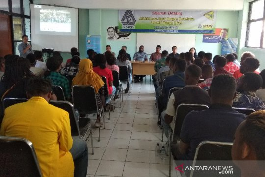 Papua Terkini- 65 putra/putri Papua dapat beasiswa kuliah di Ikopin