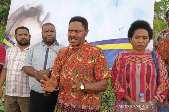 Papua Terkini- Bupati Arfak imbau warganya tetap tenang