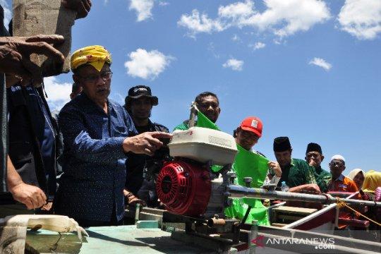 Muhammadiyah bantu perahu untuk nelayan korban tsunami Donggala