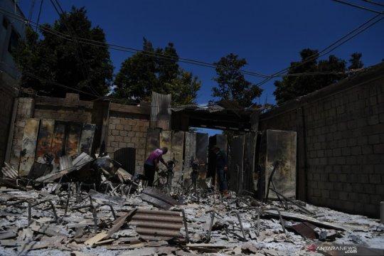 KPU RI memverifikasi data terbakar di kantor KPU Papua