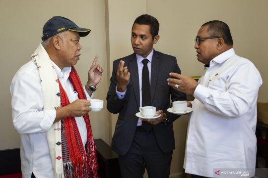 Pertemuan bilateral Menteri PUPR Indonesia dan Timor Leste
