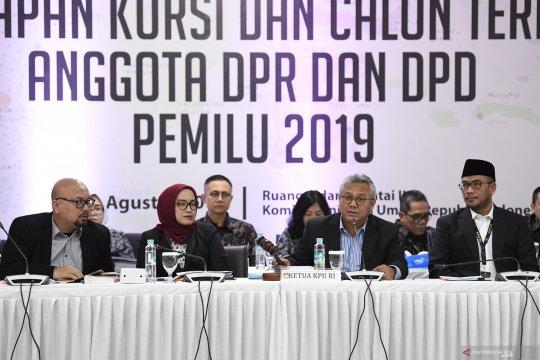 KPU RI tetapkan hasil Pemilu 2019 setelah putusan MK