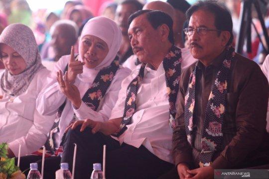 Menteri Agraria janji percepat sertifikat warga di bandara Kediri