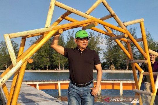 Kepala Staf Kepresidenan berkunjung ke Belitung