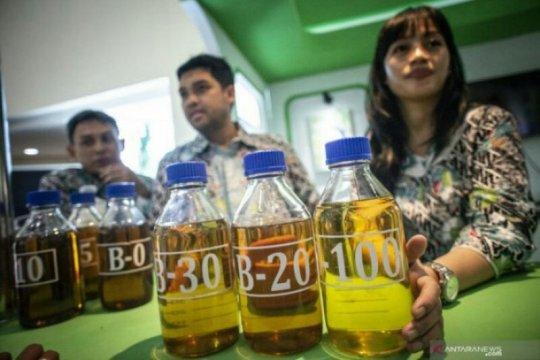 Kementerian ESDM tetapkan harga biodiesel Oktober Rp7.358/liter