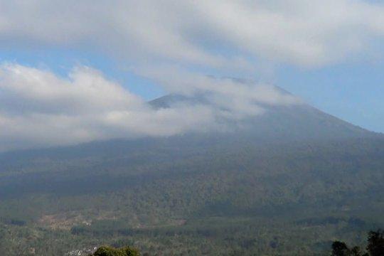 Gunung Slamet naik level waspada