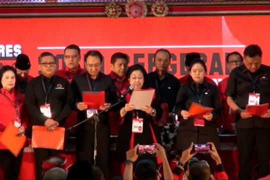 Megawati sindir pejabat pemakan uang rakyat