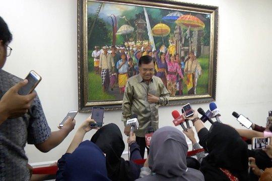 Wapres JK minta kapasitas listrik di Kalimantan diperbesar