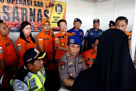 Basarnas evakuasi 311 korban kebakaran KM Santika Nusantara